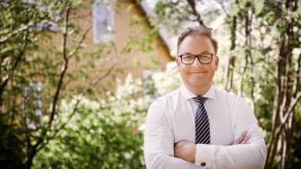Fredrik Kullman, vd för Bjurfors Stockholm