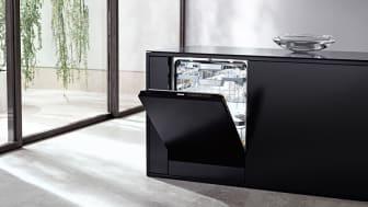 G 7000 - en ny generation diskmaskiner från Miele med AutoDos med integrerad PowerDisk.