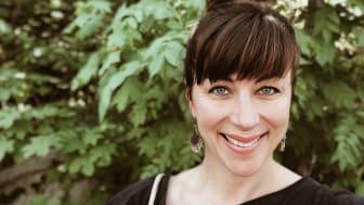 Isabelle McAllister upptäcker Dalarna i ny serie