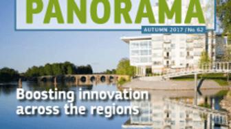 Svensk region uppmärksammas för innovationsarbete