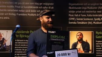 Vuxenskolan mottog Framtidens Musikpris