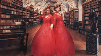Bild: Drag Queen Story Hour inleder höstens Söndagsscen på Dunkers kulturhus 3 oktober.