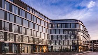 Stammsitz: Theodorstraße 105 in Düsseldorf