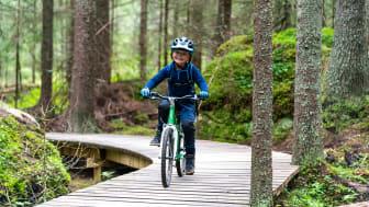 Trysil skal ansette tre barn mellom 6 og 14 år i sommer, som skal lære voksne å leke igjen. Foto: Jonas Sjögren/Trysil