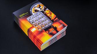 152 fullmatade sidor med det senaste inom fordonsbelysning