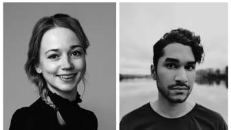Månteaterns nya skådespelar, Stina Eriksson & Sakib Zabbar