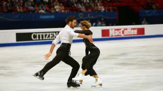 Idag kliver damerna in på EM-isen och fridansen blir mästerskapets första final