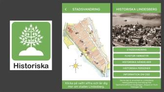 Ny app lyfter historiska Lindesberg