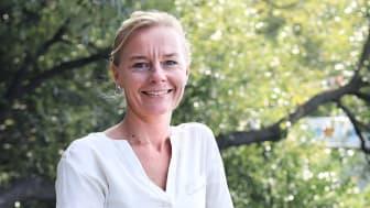Lisa Söderbaum, Marknadschef Samhällsbyggnad, COWI Region Öst