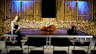 Sabina Sandri-Olsson och Öland Chamber Players Festival bjuder på klassisk musik i Föra.