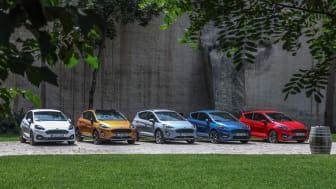 Az új Fiesta Active és Fiesta ST - Egy SUV vonzereje és a Ford Performance felhőtlen vezetési élménye