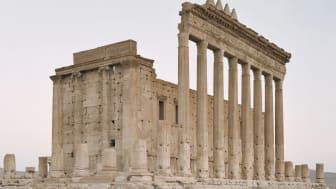 PALMYRA – en utställning om ett krigsbrott visar bland annat fotografier av Eric Ericson.