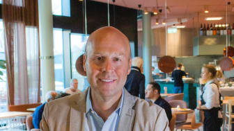 Johan Michelson, Sverigechef Best Western Hotels & Resorts