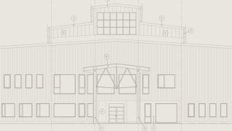 Ritning: MAF Arkitekturkontor