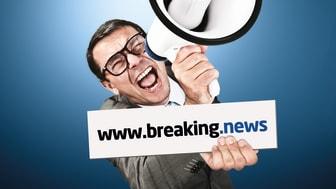 .news-Domain startet: Für Zeitungen, Agenturen und Öffentlichkeitsarbeit
