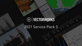Vectorworks, Inc. Announces Unreal Engine Partnership and Service Pack 3 Release