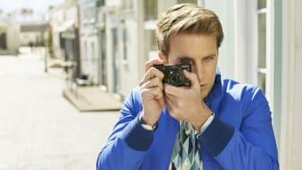 Reis lett med kompakte nye zoom-kameraer fra Sony