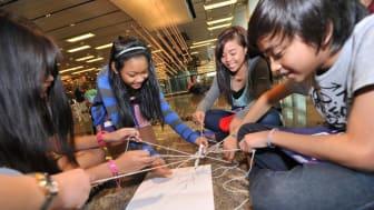 Changi Foundation's donation to The Straits Times Pocket Money Fund 2