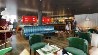 Nytt prestisjehotell i Stavanger: Scandic Stavanger City åpner i dag