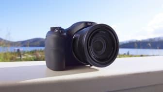 Sony lance le Cyber-shot HX350 Super Zoom 50x compact