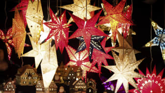 Julemarkederne i Hamborg er populære blandt danskere, der rejser ud for at handle julegaver.