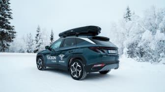 Hyundai i samarbete med Hotell Fjällgården Åre