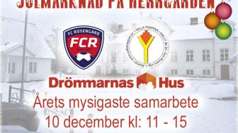 Julmarknad på Herrgården 2017