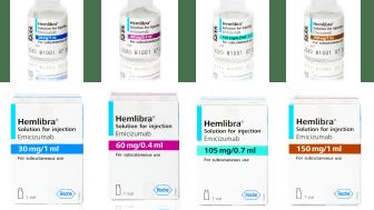 EU godkänner ny behandling av personer med svår hemofili A