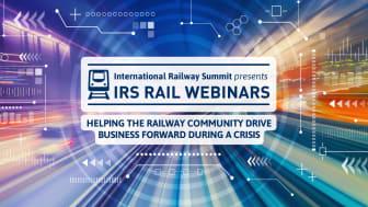 Werner and Davenne to open International Railway Summit's webinar series