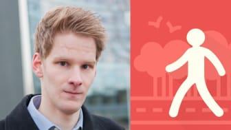 Anders Söderström, vd på Quidbit med appen Runbit