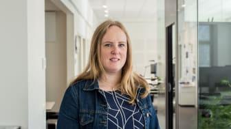 Karin Tibbelin Ny affärsansvarig för stadsbyggnad på Carlstedt Arkitekter Foto: Elizabeth Thompson