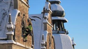 Reparbete förenklar underhållet inför vintern