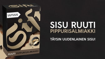 90 vuotta täyttävä Sisu-pastilli sytyttää suomalaiset
