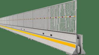 Ramirent lanserar: Ny patentsökt fordonsbarriär för snabb montering och ökad säkerhet