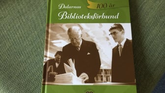 Dalarnas biblioteksförbund fyller 100 år och ger ut jubileumsbok