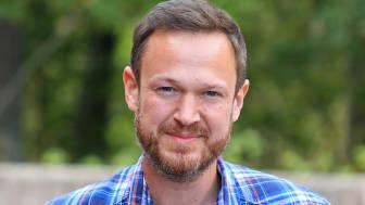 Jens Wahlström, universitetslektor på KTH. Foto: Peter Ardell.