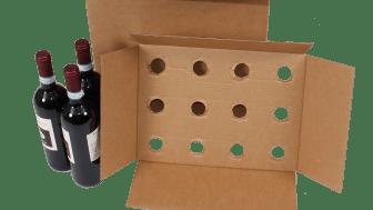 Emballagen optimerer logistikken hos WineFamly.