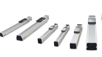 Robonity Series Motorless Single Axis Actuators