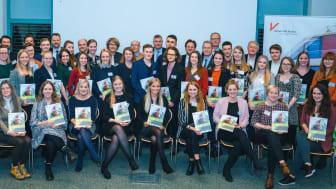 Vergabefeier des Deutschlandstipendiums 2019