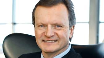 Konsernsjef i Telenor, Jon Fredrik Baksaas