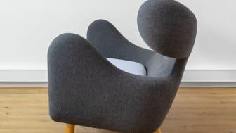 A sofa with elephant ears
