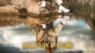 """THEOZ släpper Billboard-ettan """"Hooked On a Feeling"""""""