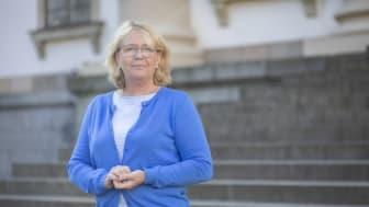 """Irene Svenonius: """"Glädjande att tillväxten i huvudstadsregionen tar fart, men bostadsmarknaden håller oss tillbaka"""""""