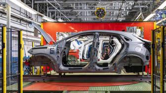 Produktionen av nya Ford Puma Crossover är igång.