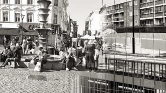 MAU_Arkitektur, visualisering och kommunikation, En studie om hur konvivialitet kan påverka upplevelsen av otryggheten med fokus på Rosengårds station.Milad kalaf