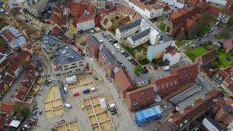 Terrassehusene, Odense C