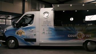 GreenVision - elbilsbatterier i återbruk