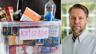 Patrik Strömer invald i styrelsen för Folk och Försvar