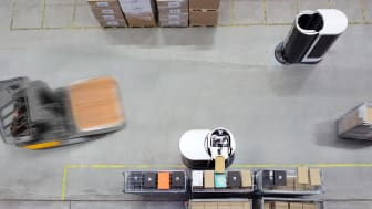 Tyska företaget Magazino, med spetskompetens inom robotteknologi, har ingått samarbete med  Jungheinrich AG för att vidareutveckla området mobil automatisering