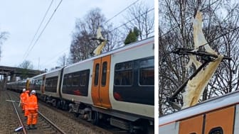 Public urged to secure outdoor possessions following Cross-City Line delays